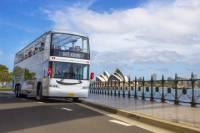 Sydney City Tour by Double-Decker Coach with Transparent Roof