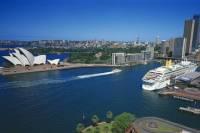 Sydney Port Departure Shuttle: Sydney CBD Hotel to Cruise Port