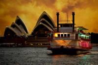 Sydney Showboats Cabaret Dinner Cruise