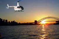 Sydney Twilight Tour by Helicopter