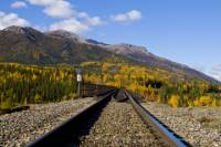 Talkeetna Rafting and Rail Tour from Anchorage