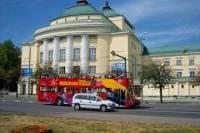 Tallinn Shore Excursion: Tallinn Hop-on Hop-off Tour
