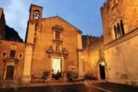 Taormina Walking Tour by Night