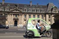 Taxi-Bike City Tours with a Driver-Guide in Luxembourg