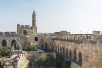 Tel Aviv Super Saver: Old and New Jerusalem Day Tour plus City of David and Underground Jerusalem Day Tour
