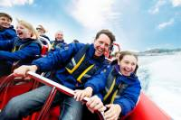 Thames High-Speed Zone RIB Cruise in London