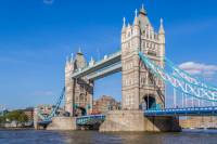 Thames Walking Tour Including Tower Bridge Experience in London