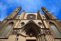 The Cathedral of the Sea' Walking Book Tour in Barcelona
