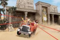 Theme Park Transportation: Legoland California