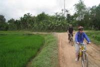 Thuy Bieu Village Day Trip by Bike from Hue