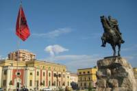 Tirana Half Day Walking Tour