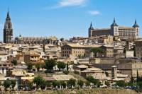 Toledo Day Trip from Madrid Including Traditional Lunch and Guided Walking Tour