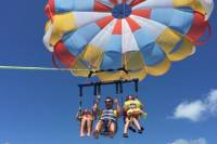 Top Flight Parasail Flight in the Florida Keys