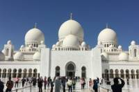 Tour of Abu Dhabi plus Shopping Tour with Lunch from Dubai