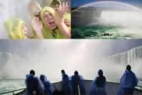 Tour of Niagara Falls Including Maid of the Mist