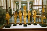 Tour of The Egyptian Museum and Old Coptic Cairo