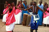 Traditional Drumming and Dancing