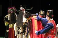 Traditional Peking Opera Show in Beijing
