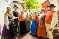Traditional Slovenian Dinner and Show