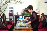 Traditional Vietnamese Meal and Cooking Class in a Local Home