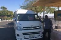 Transfer Luxor to Hurghada