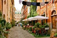 Trastevere and Jewish Ghetto Rome Walking Tour