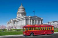Trolley Tour of Salt Lake City