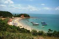 Tropical Island Tour Including Itaparica Island
