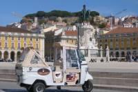 Tuk Tuk Sightseeing - Lisbon
