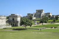 Tulum Ruins and Tankah Park Eco-Adventure Tour from Tulum