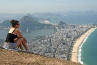 Two Brothers Hiking Tour Including Vidigal Favela