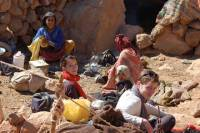 Two Days and One Night in the High Atlas among Nomads