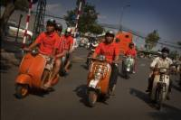 Ultimate Saigon Sightseeing: Ho Chi Minh City Tour by Vespa, Cu Chi Tunnels by Speedboat and Cooking Class