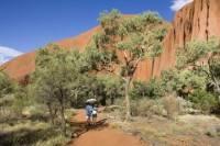 Uluru Base Walk at Sunrise