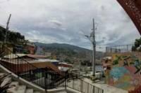 Urban Escalator of Comuna 13 in Medellin
