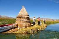 Uros Kayaking and Taquile Island Day Tour