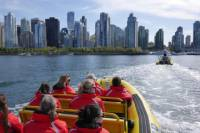 Vancouver Harbour Zodiac Sightseeing Cruise