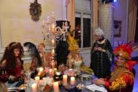 Venice Carnival Masked Ball on February 13