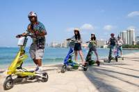 Viator Exclusive: Diamond Head Trikke Adventure with GoPro