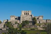 Viator Exclusive: Early Access to Tulum Ruins from Playa del Carmen with Archeologist