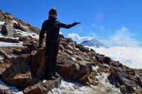 Viator Exclusive: Iztaccihuatl Volcano Overnight Camping Tour
