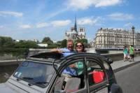Viator Exclusive: Private Paris Tour by Citroen 2CV