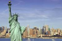 LOOKTOURS ONLY Hop-On Hop-Off Double Decker New York Bus Tour with Statue of Liberty Ferry & Empire State Building or Top of the Rock