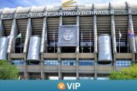 Viator VIP: Santiago Bernabeu Stadium Tour with Dinner in Madrid