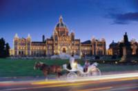 Victoria Carriage Tour Including James Bay