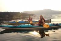 Victoria Kayaking and Butterfly Gardens Tour