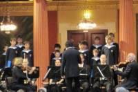 Vienna Boys' Choir Performance at the MuTh Concert Hall