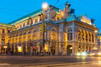 Vienna Mozart Evening: Gourmet Dinner and Concert at the Vienna Opera House or Vienna Konzerthaus