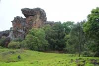 Vila Velha Park in Porta Grossa and Witmarsum from Curitiba
