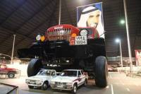 Visit Emirates National Auto Museum with return transfer from Abu Dhabi
